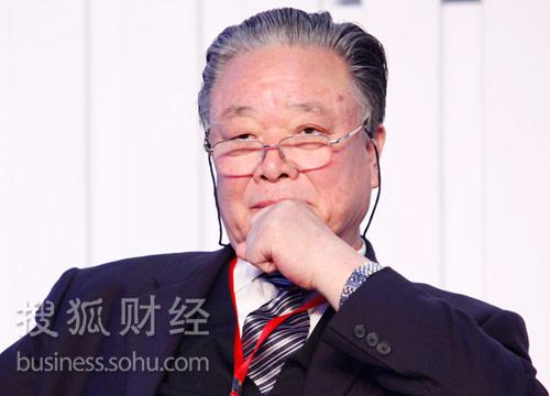中华民营企业联合会会长保育钧。(来源:搜狐财经)