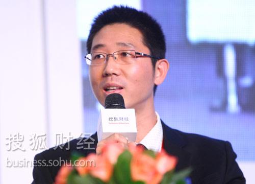 清科创投董事总经理叶滨。(来源:搜狐财经)