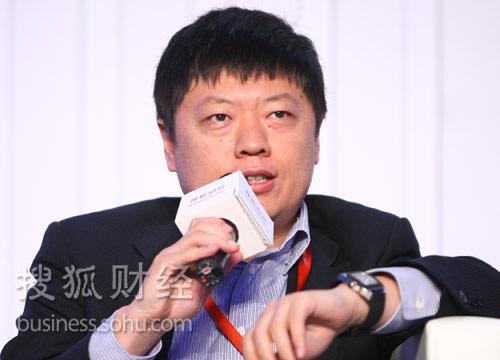 易凯资本有限公司首席执行官王冉。(来源:搜狐财经)