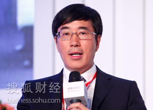 新东方教育科技集团执行总裁陈向东。(来源:搜狐财经)