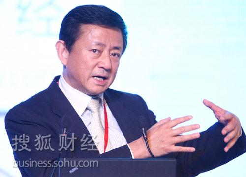 著名经济学家、中国国民经济研究所所长樊纲。(来源:搜狐财经)
