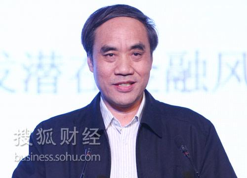 全国人大常委、民建中央副主席辜胜阻。(来源:搜狐财经)
