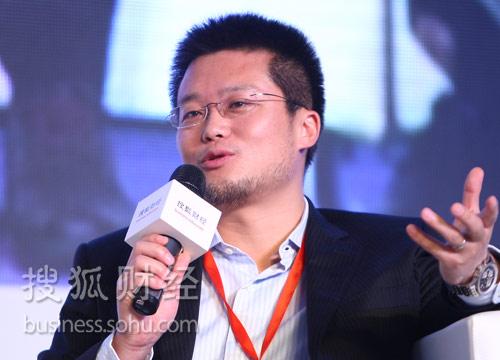 KPCB China凯鹏华营创投基金主管合伙人周炜。(来源:搜狐财经)