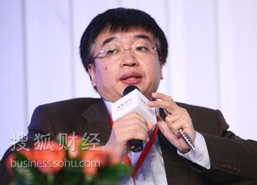 联想投资有限公司董事总经理刘二海(来源搜狐财经)