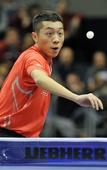 图文:[乒乓球]世界杯团体赛 中国男团晋级决赛