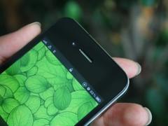 图为 16GB苹果iPhone 4