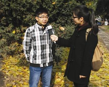 """回访""""中国体育彩票·新长城助学基金""""受助学生系列"""