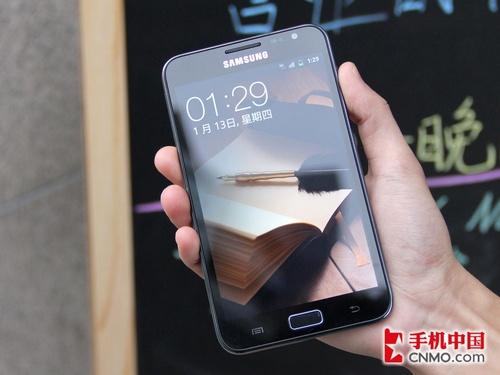 三星Galaxy Note手机