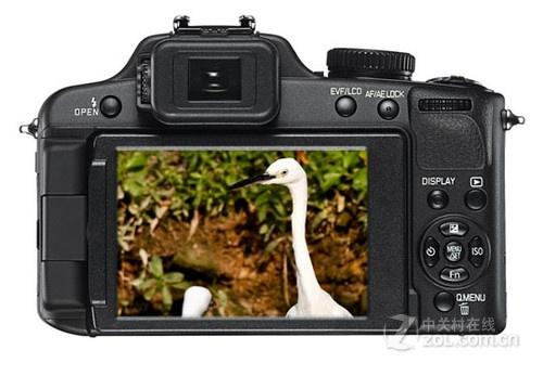 图为:徕卡V-LUX2数码相机