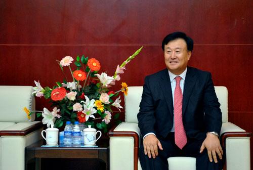 东风悦达起亚有限公司总经理 苏南永先生