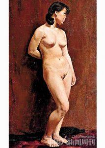 以7280万拍出的徐悲鸿天价画作《人体 蒋碧微女士》被质疑为赝品,让收藏界波澜四起