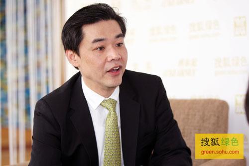 搜狐绿色专访宝洁大中华区对外事务总经理许有杰