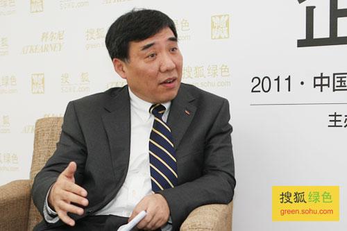 搜狐绿色专访杜邦中国 营运副总裁李江
