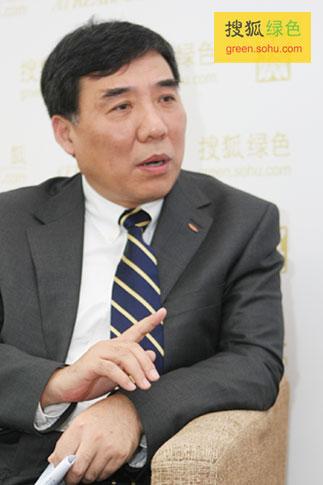 搜狐绿色专访杜邦中国营运副总裁李江