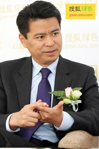 搜狐绿色专访可口可乐大中华区公共事务及传讯副总裁白长波