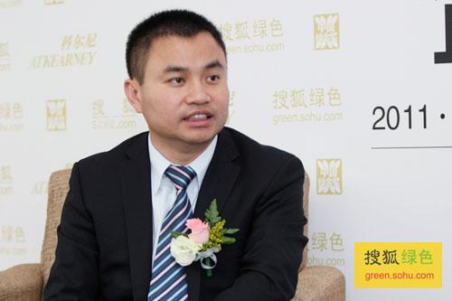 搜狐绿色专访太阳雨太阳能有限公司总经理陈荣华