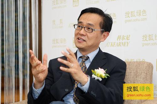 搜狐绿色专访英特尔中国首席责任官杨钟仁
