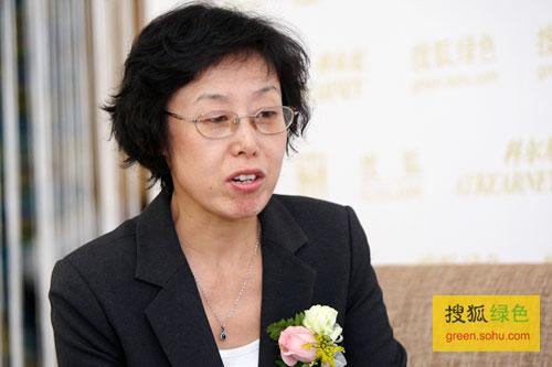搜狐绿色专访渣打银行(中国)有限公司总裁助理尹英光