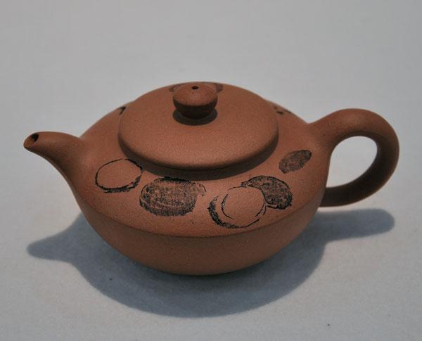 丹青妙手绘紫砂(组图)