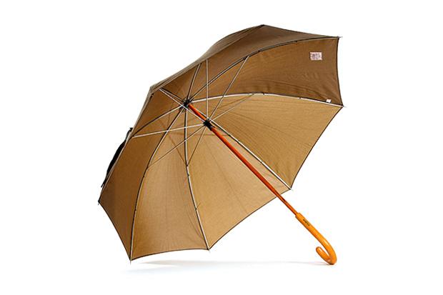 多角度雨伞 手绘