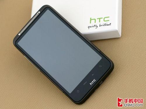 HTC Desire HD正面图片