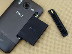 HTC Desire HD细节图片