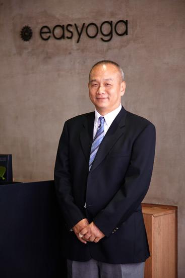旭荣国际时尚服饰常州有限公司总经理兼旭荣集团执行副总 丁又培