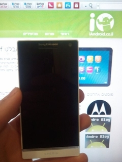 索尼爱立信双核手机LT26i