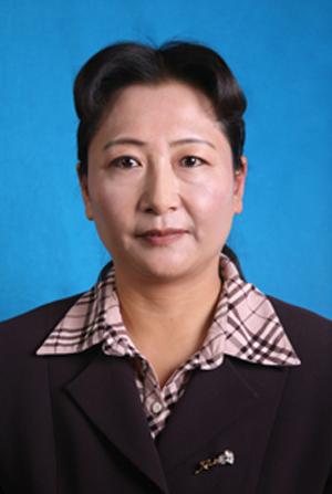 崔玉英,女,藏族,1958年5月生,山东昌乐人,1980年2月加入中国共产党,1975年8月参加工作,中央党校研究生学历,高级经济师。