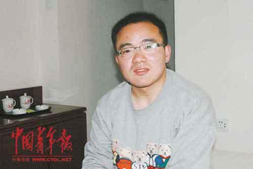 10月28日,他赴成都参加当地的公务员考试