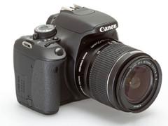 1800万像素单反 佳能600D双镜头套机降价