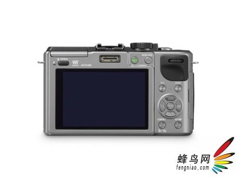 松下可换镜头高端相机新品DMC-GX1