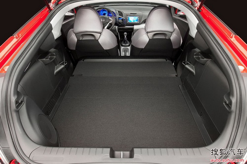 CR-Z是本田一种全新油电混合动力技术 的探索车型,这项新计划对