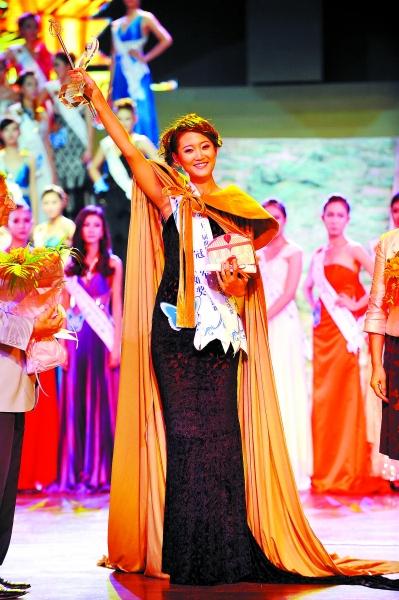 第23届世界模特小姐大赛中国总决赛在深圳举行(图)