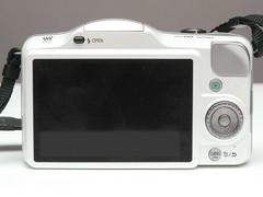 图为:松下数码相机GF3