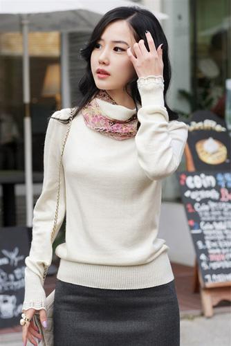 淘宝第一红人:韩国第一时尚网拍模特(组图)