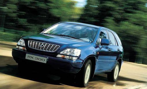在华雷克萨斯 Lexus RX300汽车存安全隐患被召回