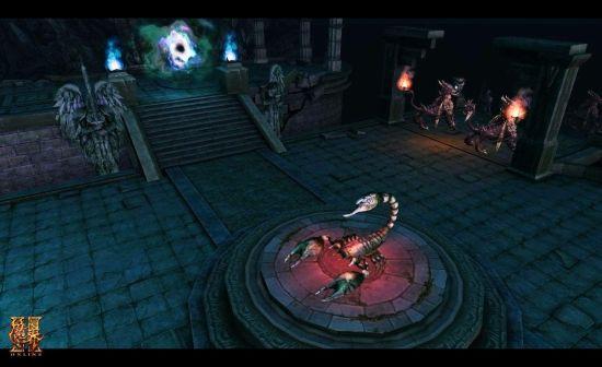 魔界2蝎神降临全新公测