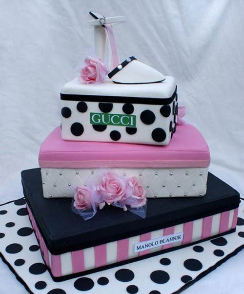 28款可爱创意蛋糕设计