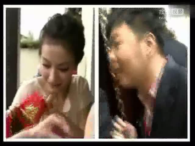 视频:谢娜分享结婚接亲独家视频第三部分