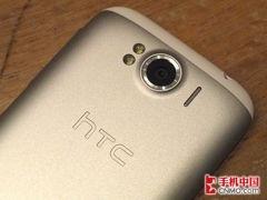 HTC Sensation XL细节图