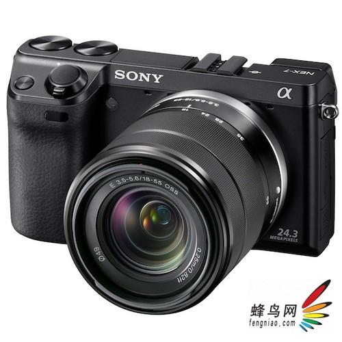 """索尼NEX-7中高端微单相机绝对本次复产产品中的""""明星"""""""