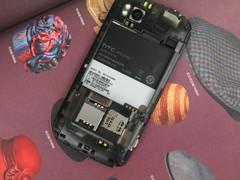 图为 HTC 灵感 Z710e