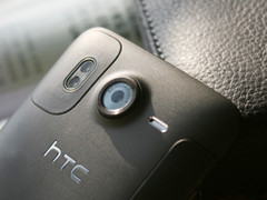 图为 HTC 渴望 HD