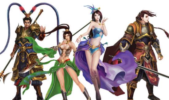 角色扮演卡通囹�a_《剑诀天下》是一款演绎天命之子的中国数千年历史题材的角色扮演