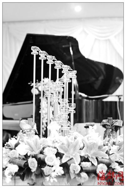 欧式家庭婚礼现场