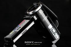 图为:索尼投影摄像机PJ10E