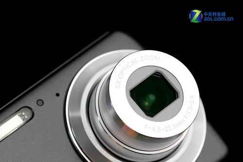 图为:明基AE110镜头