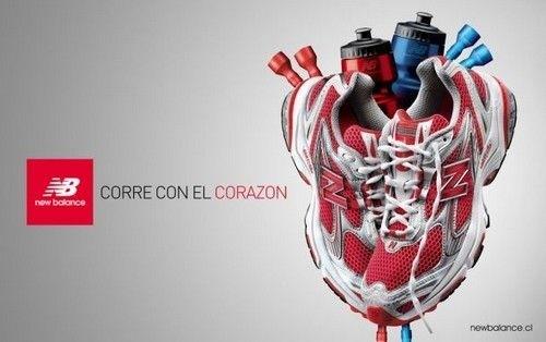 13个鞋子创意平面广告欣赏