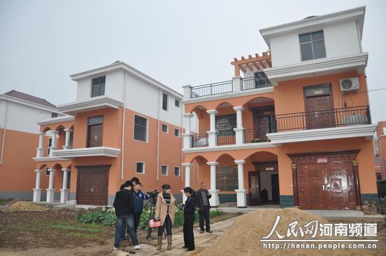 河南省周口市二别墅